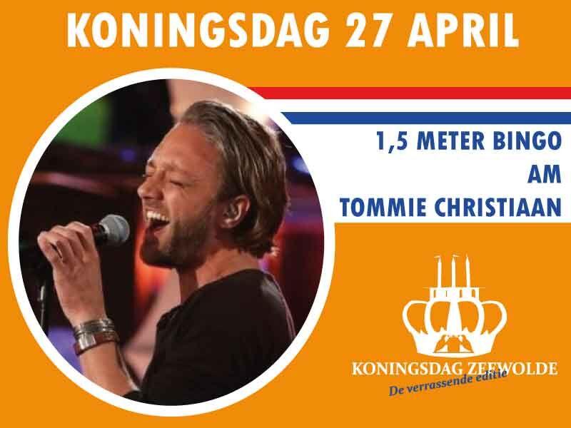 Koningsdag 2021   Tommie Christiaan