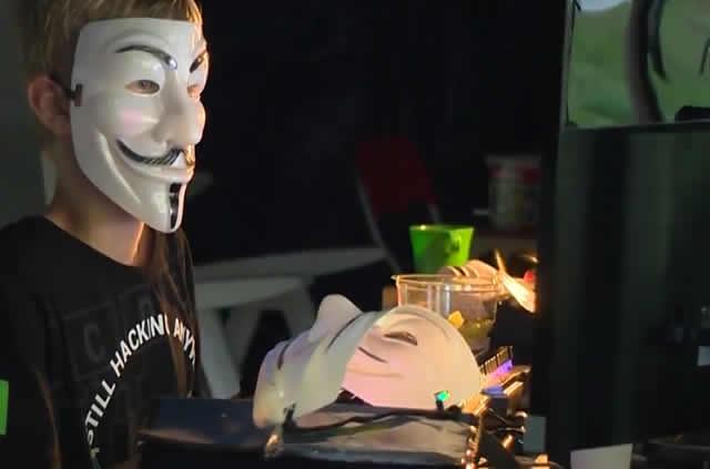Ruim 3000 hackers in Zeewolde