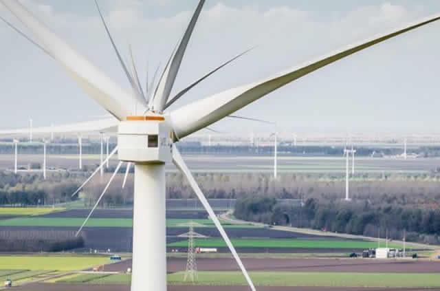 Definitieve go voor Windpark Zeewolde