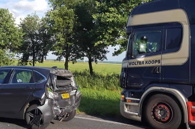 Ongeval N305 Gooiseweg