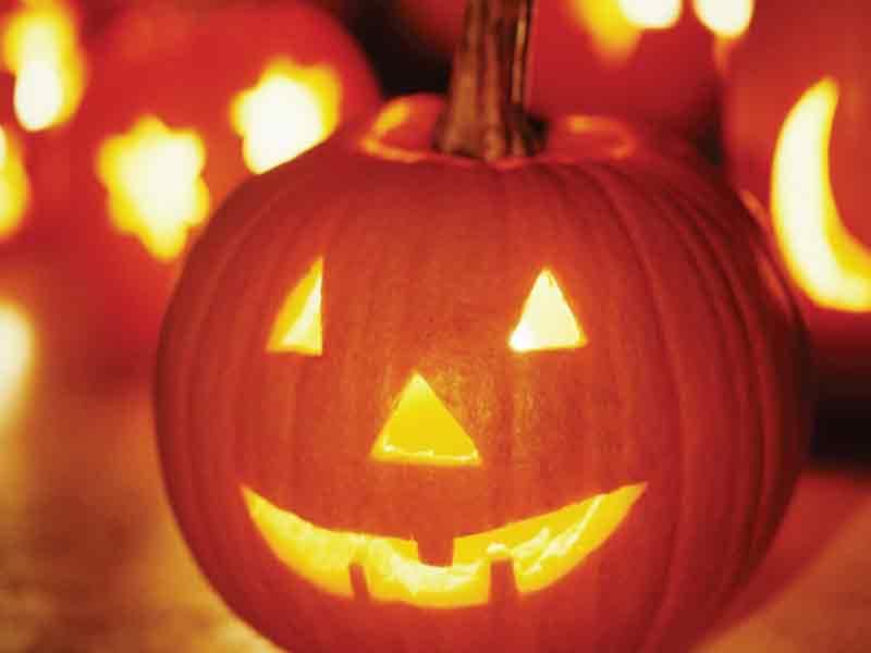 Uithollen Pompoen Halloween.Halloween Activiteiten In En Rondom Zeewolde