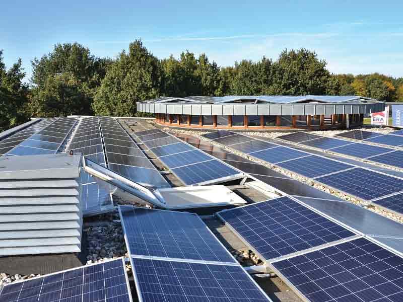 Meer zonnepanelen voor 200% stroomopwekking