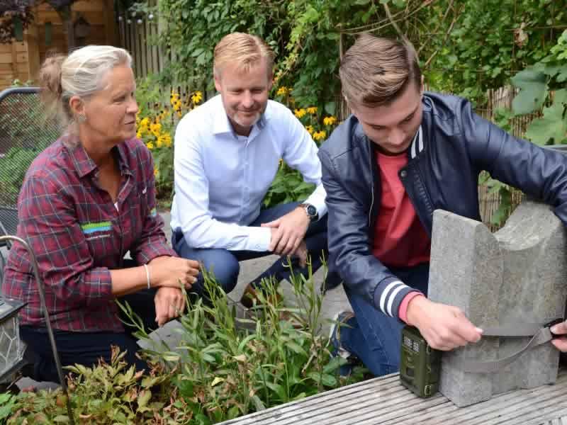 Kijk wat loopt er in uw tuin for Tuin programma tv