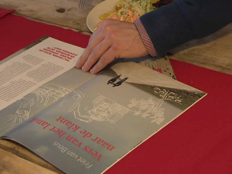 Lancering Businezz magazine tijdens Zeewolde Zakelijk business event
