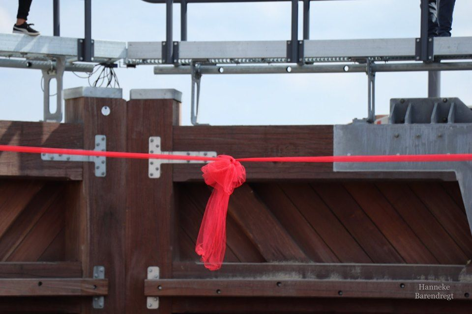 Sluizencomplex Havenkwartier geopend