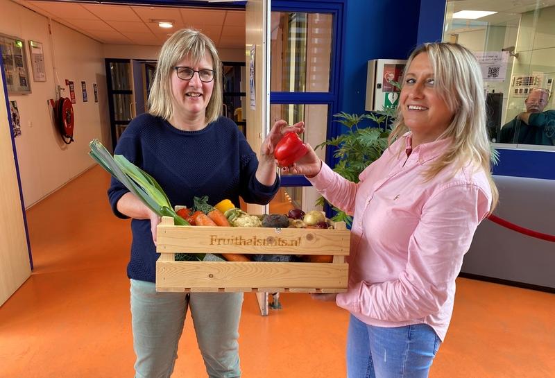 Regionale groenten en fruit voor RSG Levant