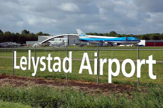 brandbrief over Lelystad Airport
