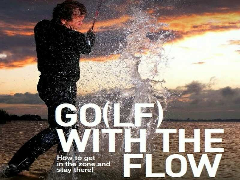 Cover Golf with the flow