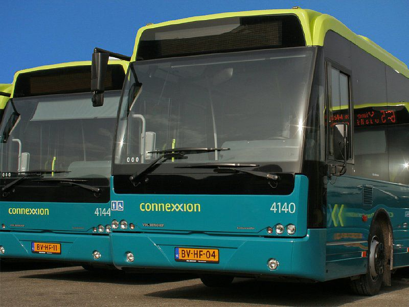 Bussen Connexxion
